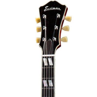Eastman T486 Hollowbody gitaar Classic +Case