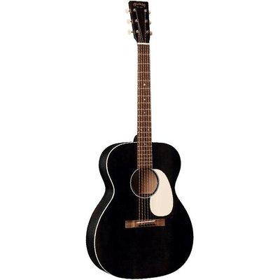 Martin 000-17 Akoestische gitaar Auditorium Black Smoke +Case