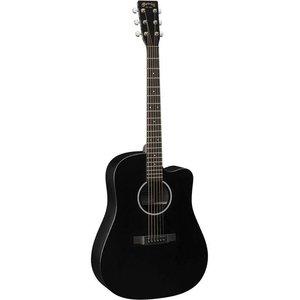 Martin DCXAE Black Akoestische gitaar