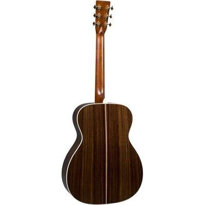Martin J-40 (2018) Akoestische gitaar Jumbo Natural +Case