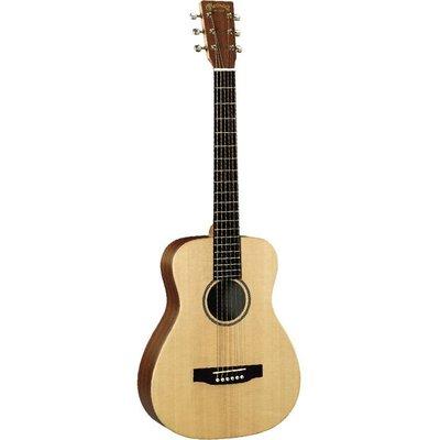 Martin LX1 Akoestische gitaar Little Martin Satin +Bag