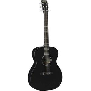 Martin OMXAE Black Akoestische gitaar
