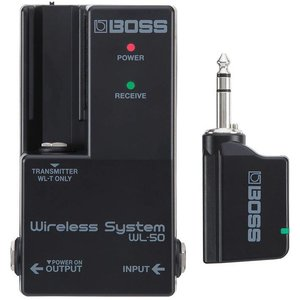 Boss WL-50 Wireless Guitar System