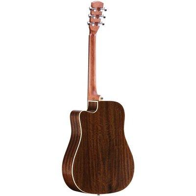 Alvarez RD28CE Akoestische gitaar Dreadnought cutaway Natural