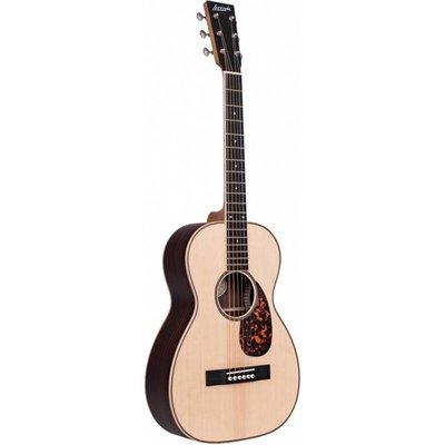 Larrivee 0-40R Akoestische gitaar Concert Natural Satin +Case