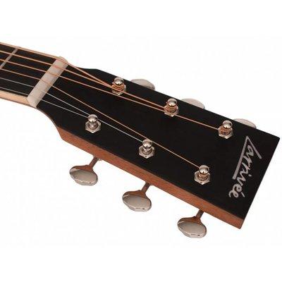 Larrivee 00-40 Akoestische gitaar Grand Concert Natural Satin +Case