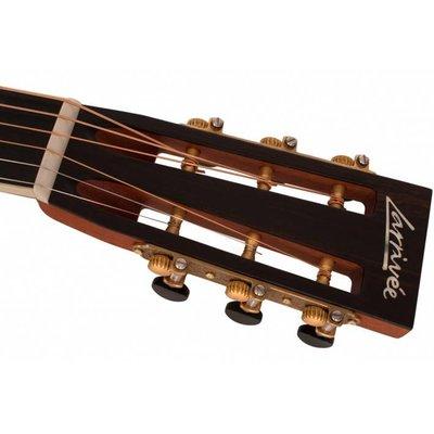 Larrivee 000-50-FSB Akoestische gitaar Auditorium Full Sunburst +Case