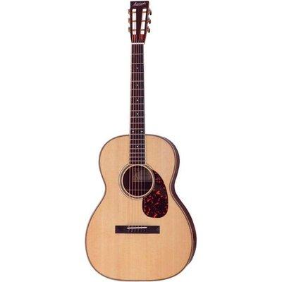 Larrivee 000-60 Akoestische gitaar Auditorium Natural +Case