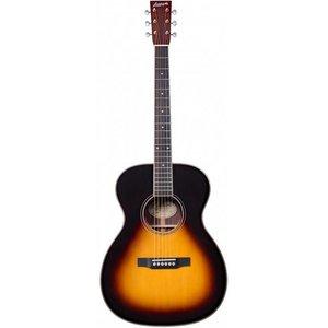 Larrivee OM-60-SBT Akoestische gitaar Sunburst Top