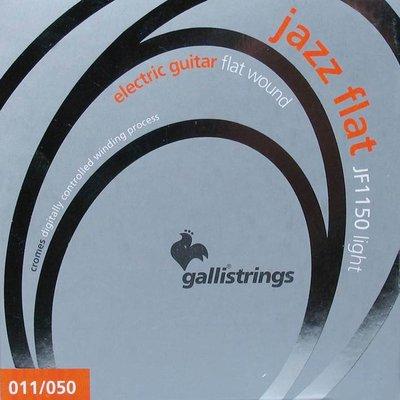 Galli Strings JF1150 Snaren Jazz Flat Light
