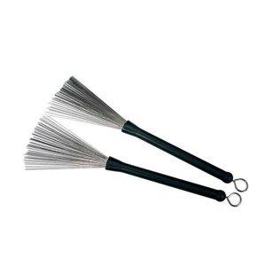 Hayman PA52 Brushes Metaal uitschuifbaar rubberen grip