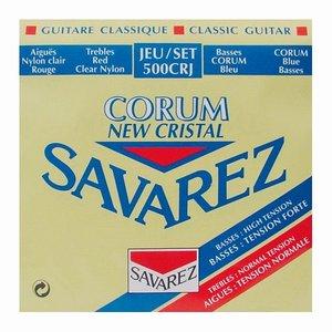 Savarez 500CRJ Nylon gitaarsnaren Cristal Normal High Tension