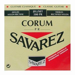 Savarez 500PR Nylon gitaarsnaren Corum Normal Tension