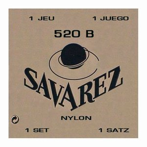 Savarez 520B Nylon gitaarsnaren Low Tension