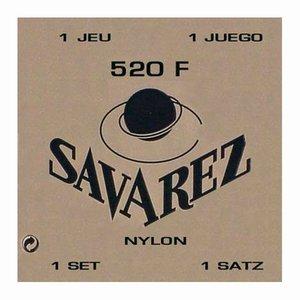 Savarez 520F Nylon gitaarsnaren Wound-G