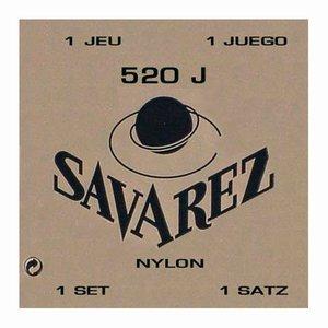 Savarez 520J Nylon gitaarsnaren High Tension