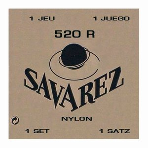 Savarez 520R Nylon gitaarsnaren High Tension
