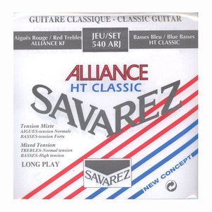 Savarez 540ARJ Nylon gitaarsnaren Alliance Normal High Tension
