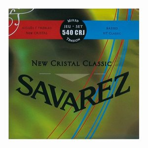 Savarez 540CRJ Nylon gitaarsnaren Cristal Classic Normal High Tension