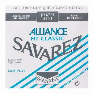 Savarez 540J Nylon gitaarsnaren Alliance High Tension