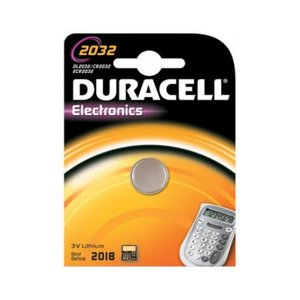 Duracell CR2032 Cellbatterij