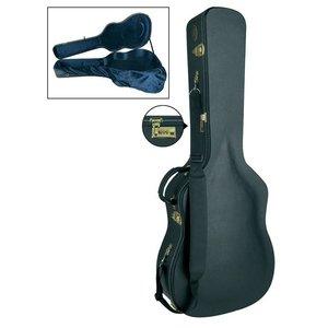 Boston CJZ500-17 Hollowbody gitaarkoffer 17-Inch Body Black