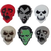 Hot Picks Monster Plectrum 6-Stuks