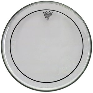 Remo PS-0308-00 Pinstripe 8-Inch Drumvel Clear