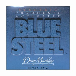 Dean Markley 2552 Snaren Blue Steel Extra Light