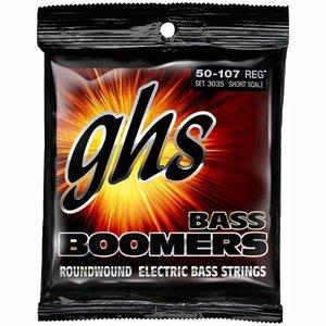 GHS 3035 Bassnaren Boomer Short Scale Regular