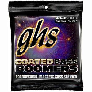 GHS CB-L3045 Bassnaren Coated Boomers Light