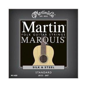 Martin M1400 Snaren Marquis Silk & Steel