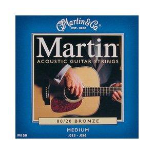 Martin M150 Snaren 80/20 Bronze Medium