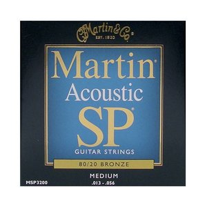 Martin MSP3200 Snaren 80/20 Bronze Medium