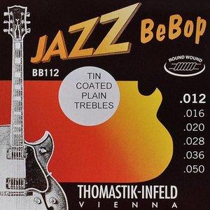 Thomastik BB112T Snaren Jazz-Bebop Tin Coated Trebles