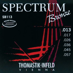 Thomastik SB113 Snaren Spectrum Medium