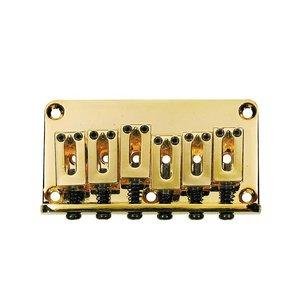 Boston B1520G Gitaarbrug Gold ST-Model
