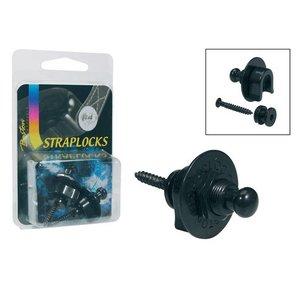 Boston BEP10BK Straplocks Black