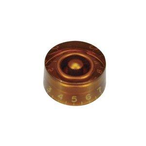 Boston KA110 Potmeterknop Transparent amber