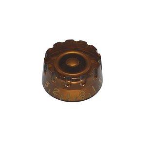 Boston KA112 Potmeter knop Notched edge Amber
