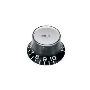 Boston KB130V Potmeterknop Volume Black-silver