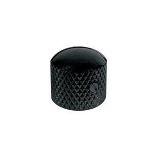 Boston KB210 Potmeter knop Black 19x19mm