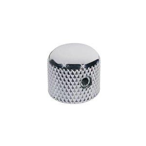 Boston KCH225 Potmeterknop Chrome 15x15mm