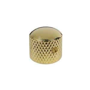 Boston KG210 Potmeter knop Gold 19x19mm