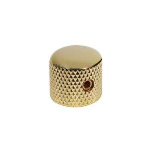 Boston KG225 Potmeter knop Gold 15x15mm