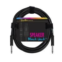 Boston SC210-1 Speakerkabel 1m Black Jack