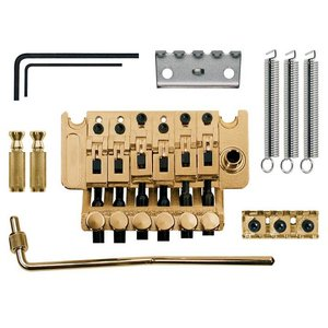 Boston TFR220G Tremolosysteem Gold Double lock