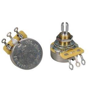CTS CTS250-A51 Potmeter Logaritmisch Standard bus Split shaft