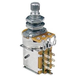 Ultra PP500B Potmeter 500K Linear Push-pull