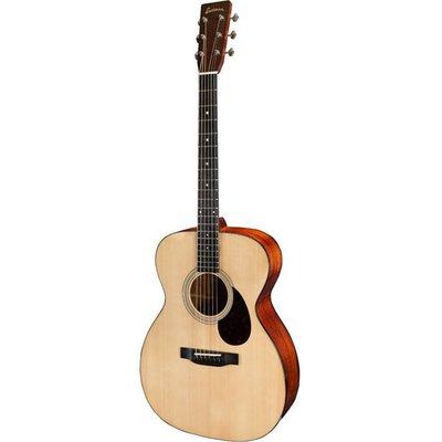Eastman E6 OM Akoestische gitaar Orchestra Natural +Case